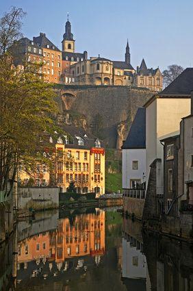 auswandern nach und arbeiten in luxemburg. Black Bedroom Furniture Sets. Home Design Ideas